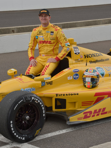 17-18 May, 2014, Indianapolis, Indiana, USA #28 Ryan Hunter-Reay, DHL Andretti Autosport ©2014 Dan R. Boyd LAT Photo USA