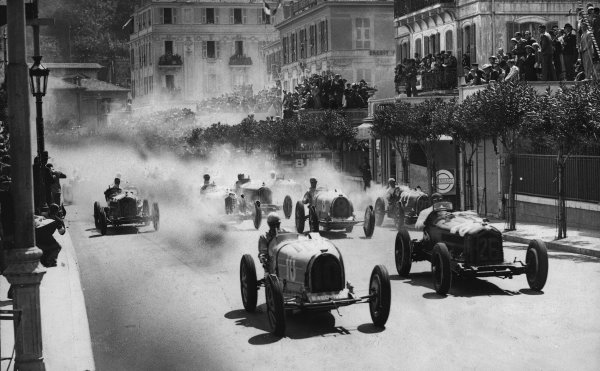Monte Carlo. 3rd April 1933.