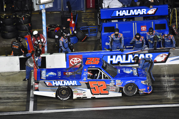 #52: Stewart Friesen, Halmar Friesen Racing, Toyota Tundra Halmar International
