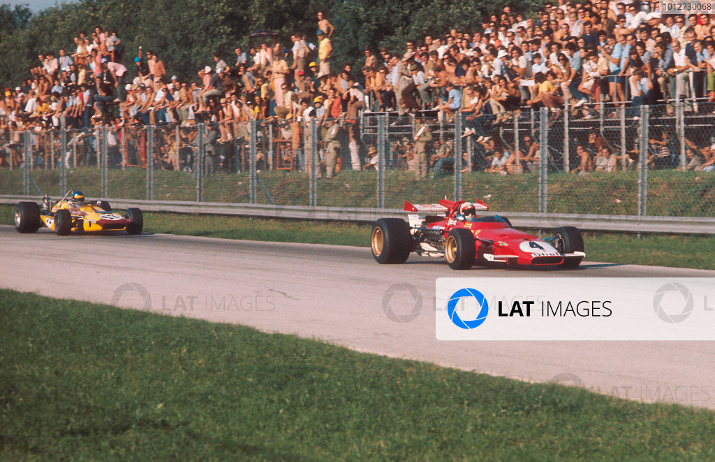 1970 Italian Grand Prix  : 1970 Formula 1 Photo