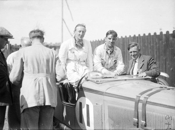 Tim Rose-Richards / Owen Saunders-Davies, Talbot - Darracq, Talbot AV105.