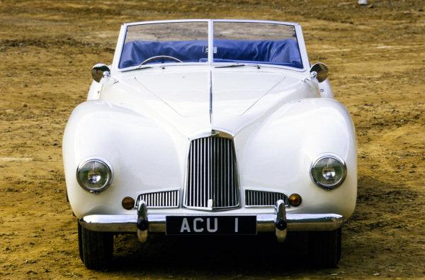 Aston Martin, 2 Litre Sports,1950