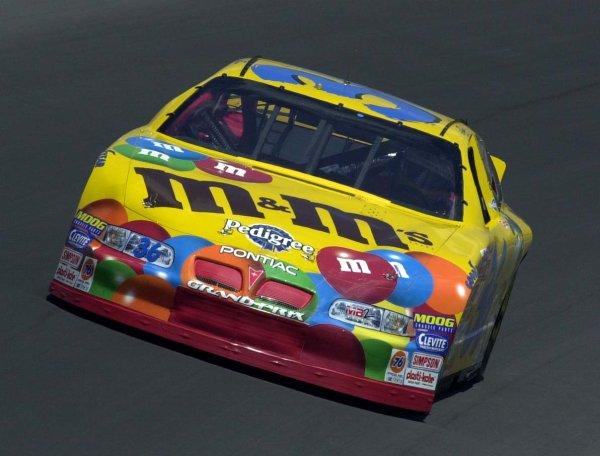 2001 NASCAR Chicagoland Speedway July 15 2001 USAKen Schrader,-Robert LeSieurLAT Photographic