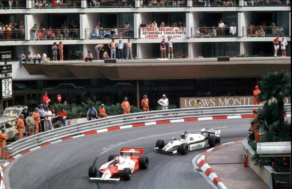 1982 Monaco Grand Prix.