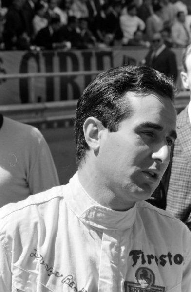 Lorenzo Bandini.