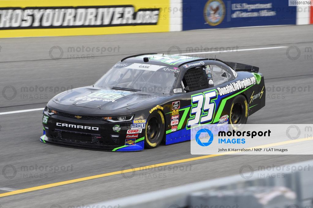 #35: Joey Gase, SS Green Light Racing, Chevrolet Camaro Sparks