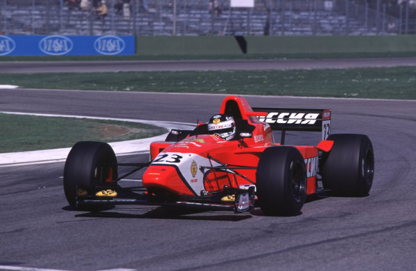 FIA International F3000 Championship Imola, Italy. 7-9/4/2000 Darren Manning. Arden Racing photo: World - LAT Photographic