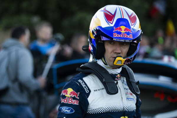 Sébastien Ogier, M-Sport Ford, Ford Fiesta WRC 2018, is looking to close-in further on WRC points leader Thierry Neuville