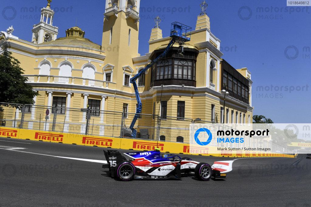 Guilherme Samaia (BRA, Charouz Racing System)