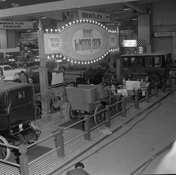 Veteran car display