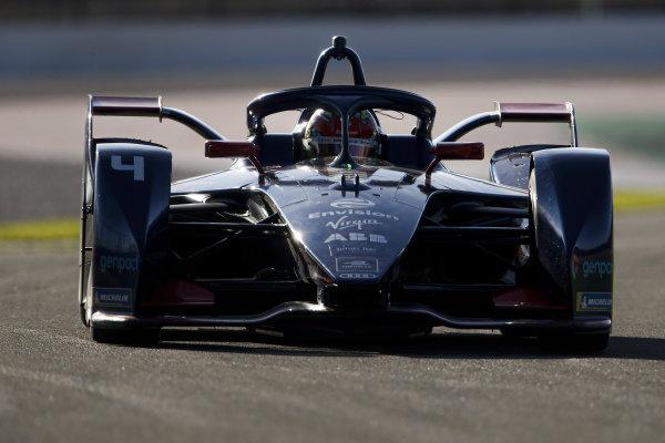 Robin Frijns (NLD) Envision Virgin Racing, Audi e-tron FE07