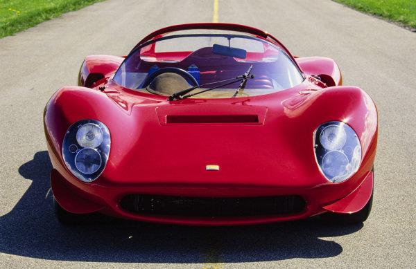 Ferrari Dino 206 Spider, 1966