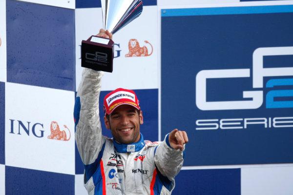 Spa-Francorchamps, Spa, Belgium. 30th August 2009.Sunday Race.Roldan Rodriguez (ESP, Piquet GP). World Copyright: Andrew Ferraro / GP2 Series Media Service.Ref: _H0Y0209 jpg