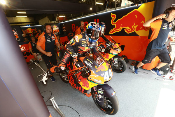 2017 Moto2 Championship - Round 7 Circuit de Catalunya, Barcelona, Spain Friday 9 June 2017 Miguel Oliveira, Red Bull KTM Ajo World Copyright: Gold & Goose Photography/LAT Images ref: Digital Image 675752