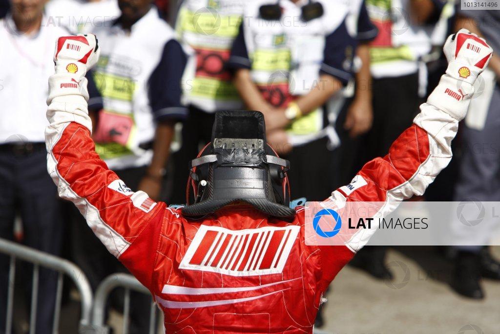 2007 Brazilian Grand Prix - Sunday Race