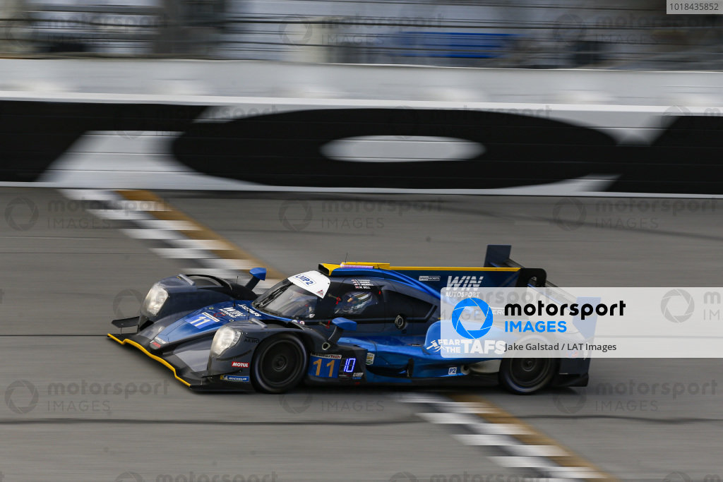 #11: WIN Autosport, ORECA LMP2 07, LMP2: Steven Thomas, Tristan Nunez, Thomas Merrill, Matthew Bell