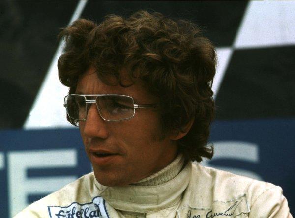 1971 Formula 1 World Championship.Rolf Stommelen.World - LAT Photographic