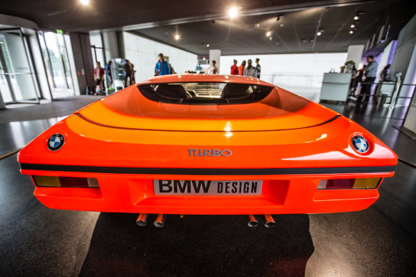 1972 BMW Turbo
