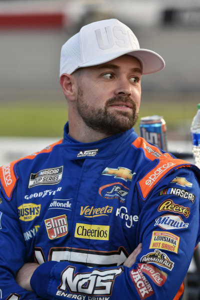 #47: Ricky Stenhouse Jr., JTG Daugherty Racing, Chevrolet Camaro NOS Energy Drink