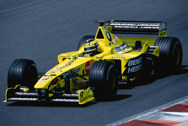 2000 Hungarian Grand Prix.
