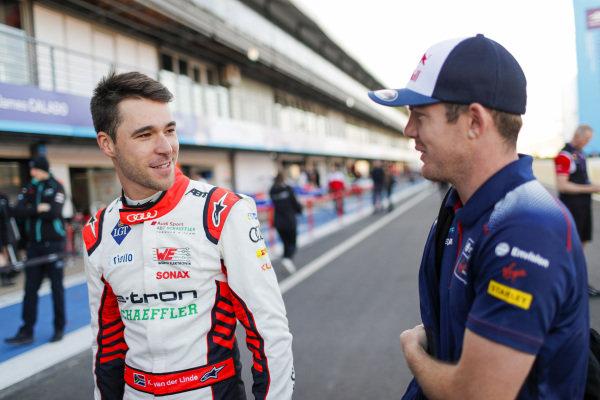 Kelvin van der Linde (RSA), Rookie Test Driver for Audi Sport ABT Schaeffler