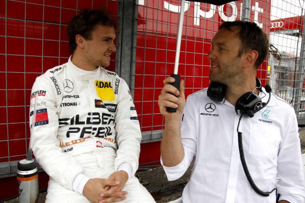 Lucas Auer, Mercedes-AMG Team HWA.