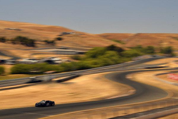 #53: Garrett Smithley, Rick Ware Racing, Ford Mustang