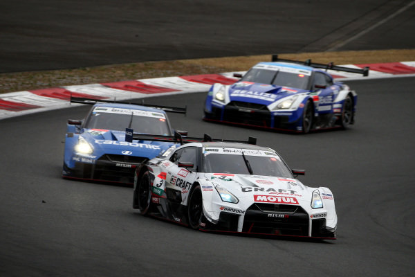 Frederic Makowiecki, NDDP Racing with B-Max Nissan GT-R NISMO GT500.