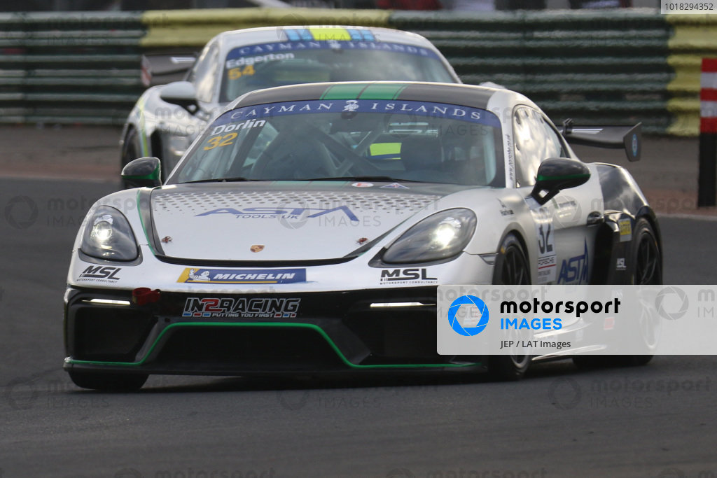 James Dorlin - IN2 Racing Caymen GT4