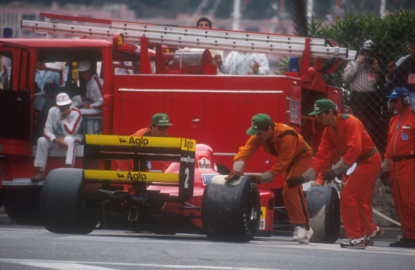 1990 Monaco Grand Prix.