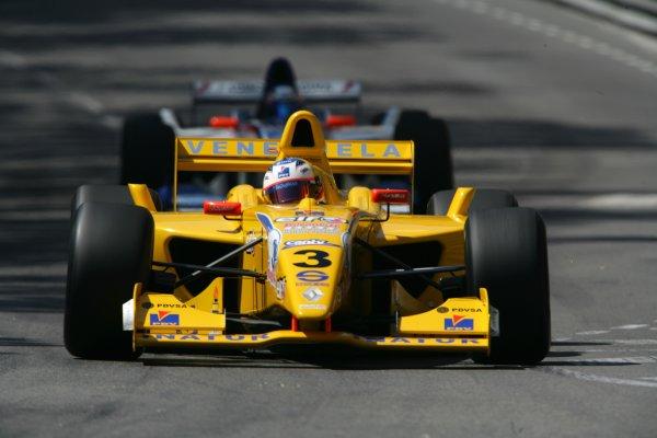 2006 Monaco Grand Prix - Renault World SeriesMonte Carlo, Monaco. 23rd - 28th May.Pastor Maldonado. Action.World Copyright: Glenn Dunbar/LAT Photographicref: Digital Image YY8P5574