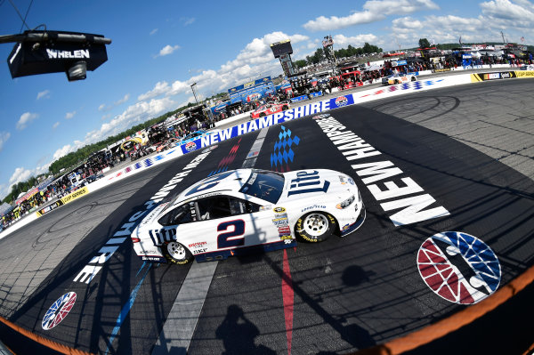 15-17 July, 2016, Loudon, New Hampshire USA Brad Keselowski ?2015, Nigel Kinrade LAT Photo USA