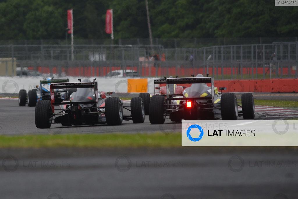 2016 BRDC Formula Three Championship, 11th-12th June 2016, SIlverstone, UK, Aleksanteri Huovinen (FIN) Double R Racing BRDC F3  World copyright. Ebrey/LAT Photographic