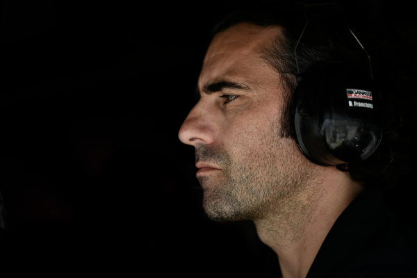 Verizon IndyCar Series Indianapolis 500 Practice Indianapolis Motor Speedway, Indianapolis, IN USA Thursday 18 May 2017 Bust of Dario Franchitti  World Copyright: Scott R LePage LAT Images ref: Digital Image lepage-170518-indy-7354