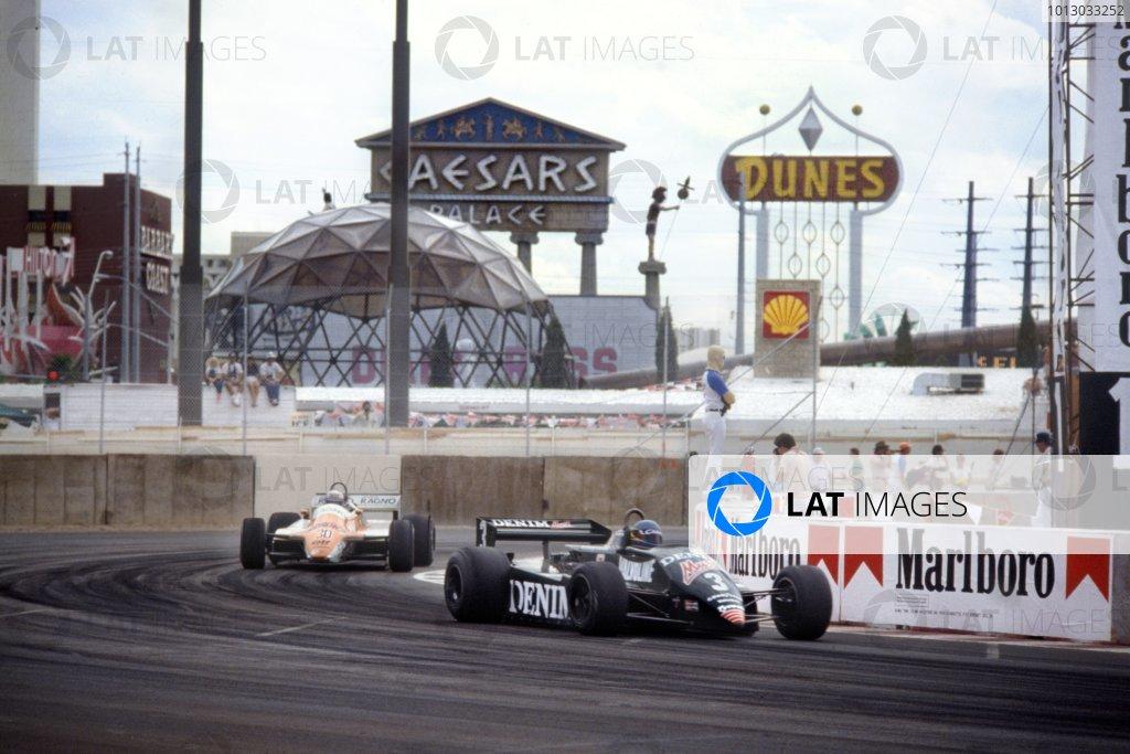1982 Las Vegas Grand Prix Photo Motorsport Images