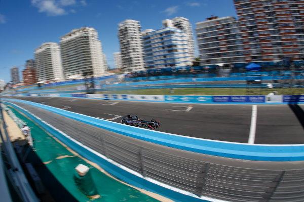 FIA Formula E Test Day. Oriol Servia (SPA)/Dragon Racing - Spark-Renault SRT_01E  Punta Del Este, Uruguay, South America. Formula E Third Race Event, 11th - 14th December 2014. Sunday 14 December 2014.  Photo: Adam Warner/LAT/FE ref: Digital Image _L5R4681