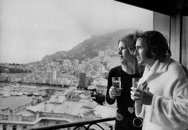Monte Carlo, Monaco. 20 - 23 May 1971.