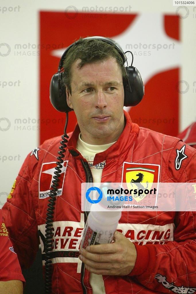 Colin McRae (GBR) Prodrive. Le Mans 24 Hours, Le Mans, France, 9-13 June 2004 DIGITAL IMAGE