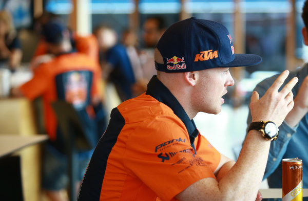 2017 MotoGP Championship - Round 13 Misano, Italy. Thursday 7 September 2017 Bradley Smith, Red Bull KTM Factory Racing World Copyright: Gold and Goose / LAT Images ref: Digital Image 690231