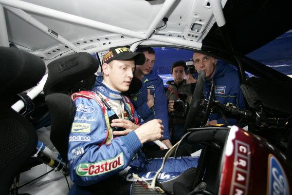 Round 14, Rally Japan30th October - 2nd November 2008Mikko Hirvonen, Ford, portraitWorldwide Copyright: McKlein/LAT
