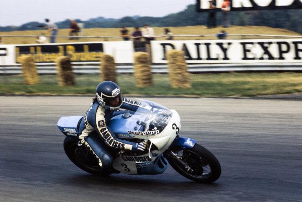 Patrick Pons, Yamaha.