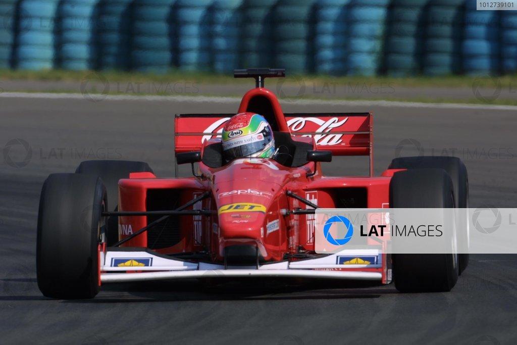 2001 F3000 Championship - Race