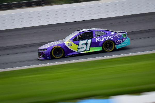 #51: Cody Ware, Petty Ware Racing, Chevrolet Camaro Nurtec ODT