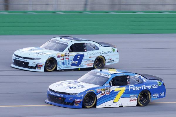 #7: Justin Allgaier, JR Motorsports, Chevrolet Camaro FilterTime