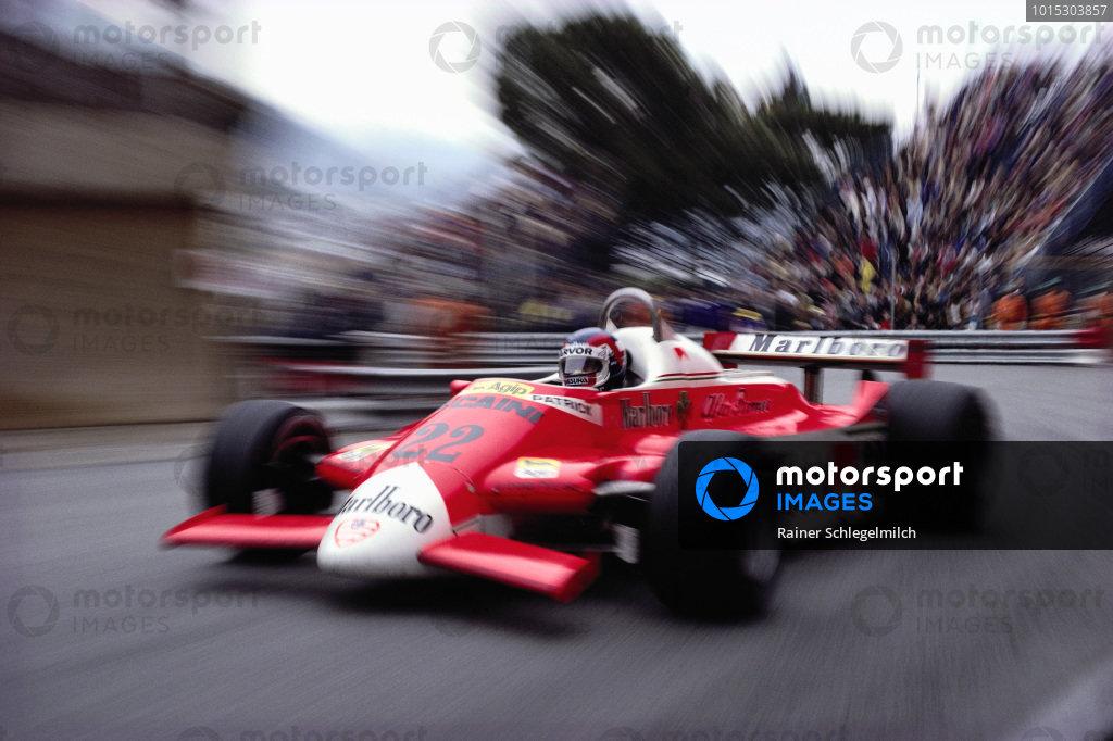 Patrick Depailler, Alfa Romeo 179.
