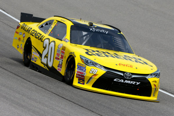 19-20 June, 2015, Joliet, Illinois USA Ross Kenseth, Dollar General Toyota Camry ?2015, Lesley Ann Miller LAT Photo USA