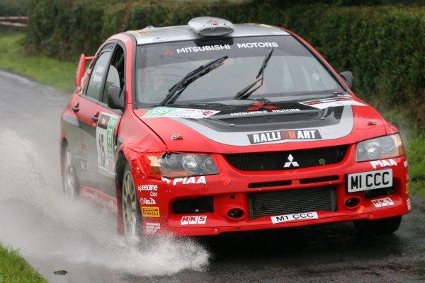 2006 British Rally ChampionshipUlster Rally, Armagh.2nd September 2006Rory GalliganWorld Copyright - Ebrey/LAT Photographic
