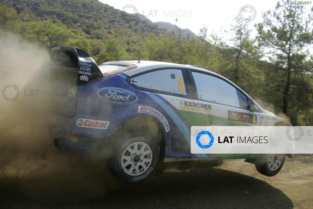 2006 FIA World Rally Champs. Round twelve