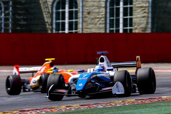 SPA-FRANCORCHAMPS (BEL) May 20-21-2016 - Formula V8 3.5 at Spa-Francorchamps. Egor Orudzhez #7 Arden Motorsport. Action. © 2016 Co van der Gragt / Dutch Photo Agency / LAT Photographic