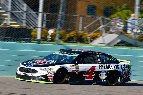 Monster Energy NASCAR Cup Series Ford EcoBoost 400 Homestead-Miami Speedway, Homestead, FL USA Sunday 19 November 2017 Kevin Harvick, Stewart-Haas Racing, Jimmy John's Ford Fusion World Copyright: Nigel Kinrade LAT Images
